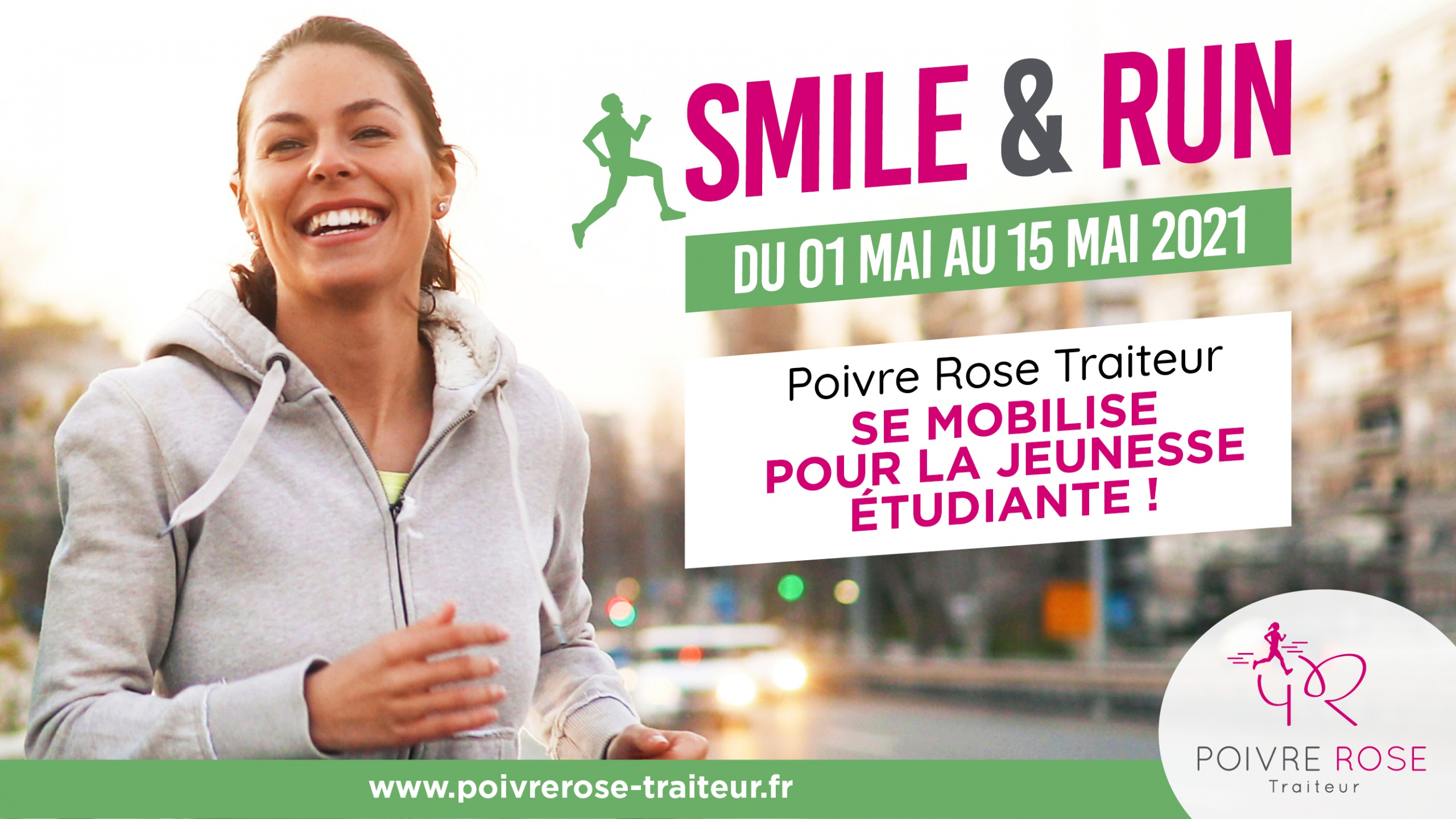 Course solidaire Smile and Run